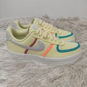 New in box AF1 pastel yellow sz 6.5